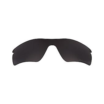 RADAR PATH Polarized Lenses & Accessories Kit Black & White by SEEK fits OAKLEY