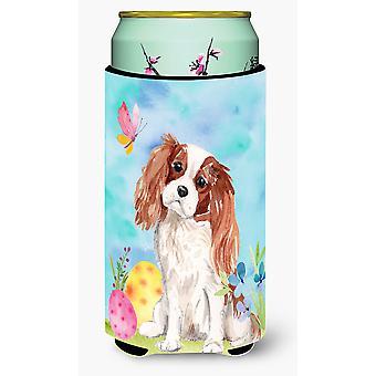 Blenheim Cavalier Spaniel Easter Tall Boy Beverage Insulator Hugger