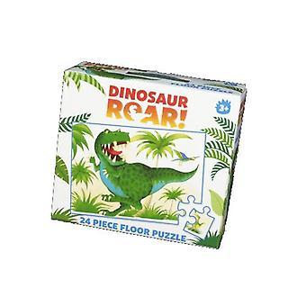 Dinosaur Roar! 24 piece Floor Puzzle