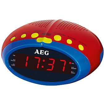 AEG MRC klokradio 4143 Kids lijn