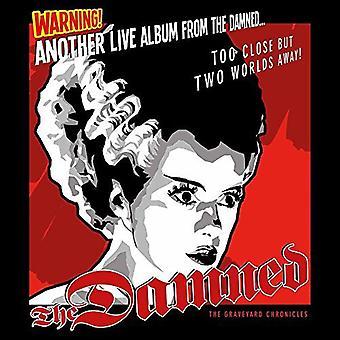 Importación de condenados - USA otro vivo álbum de the Damned [CD]