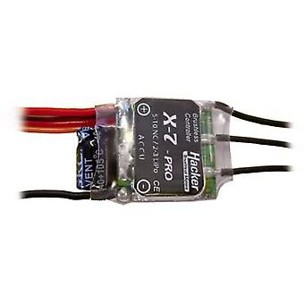 Model aircraft brushless motor controller Hacker X-7-Pro BEC