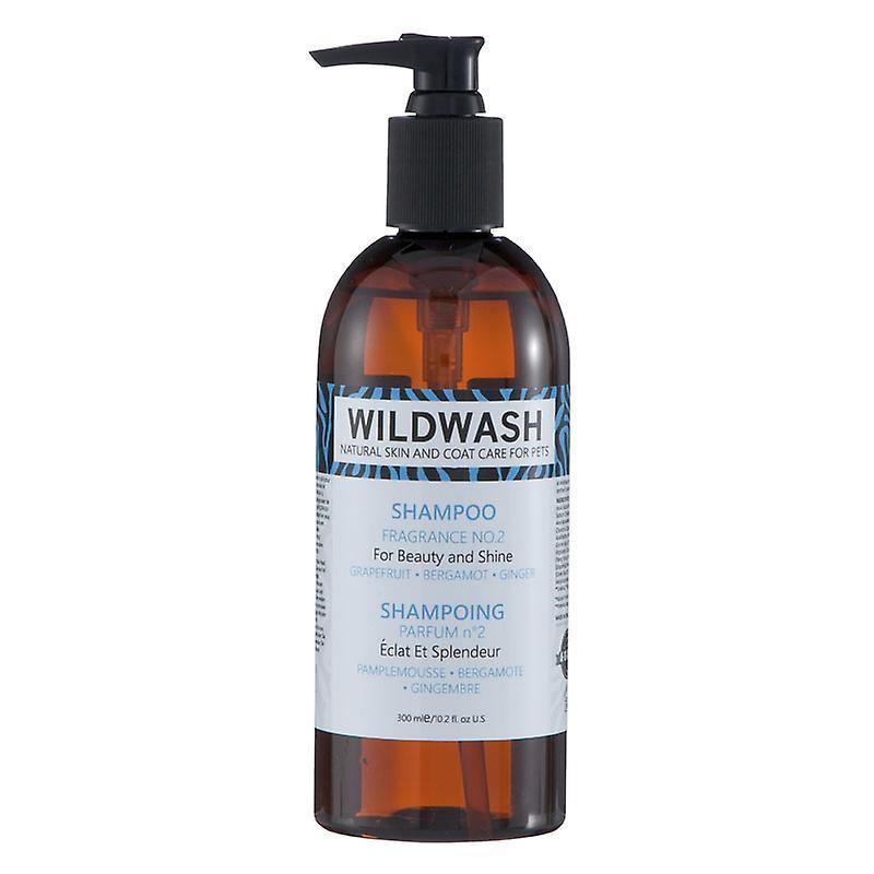 Wildwash Shampoo For Beauty And Shine Fragrance No.2 300ml