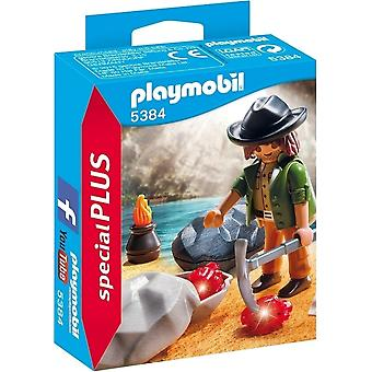 PLAYMOBIL Special Plus -Gem Hunter Figur