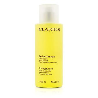 Toning Lotion with Camomile - Normal or Dry Skin - 400ml/13.9oz