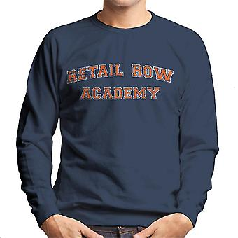 Fortnite Retail Row Academy Varsity Text Men's Sweatshirt