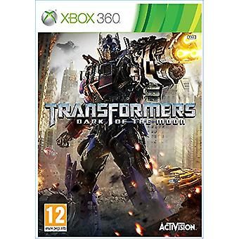 Transformers Dark of the Moon (Xbox 360) - Factory Sealed