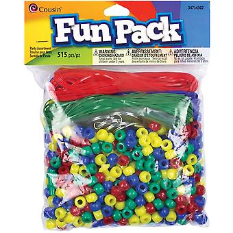 Fun Pack Party Assortment 515/Pkg-Primary