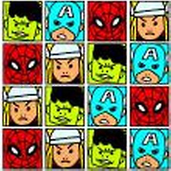 Avengers team power super hero party napkins 33 x 33 cm 20pcs children birthday theme party