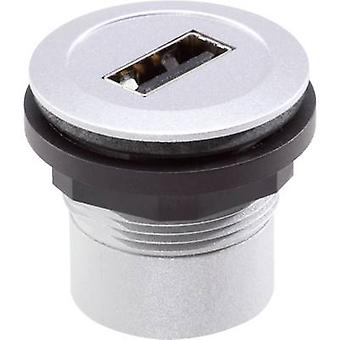 Schlegel RRJ_USB_AB Socket, build-in