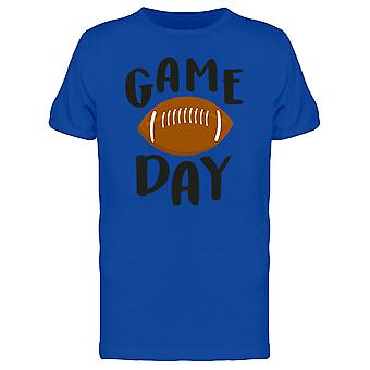 Game Day / American Football Tee Men's -Image by Shutterstock