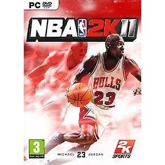 NBA 2K 11 (PC DVD)