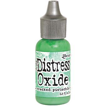 Tim Holtz Distress Oxides Reinkers-Cracked Pistachio