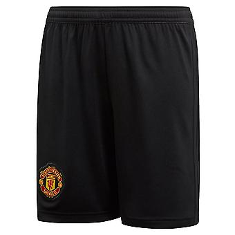 adidas Manchester United FC 2018/19 Junior Home Shorts