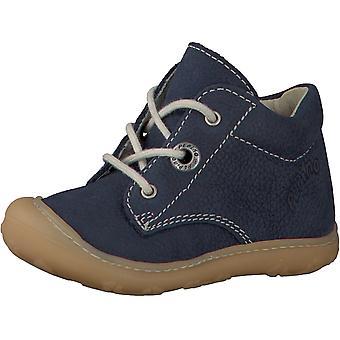 Ricosta Pepino Boys Cory Boots Vedi Blue