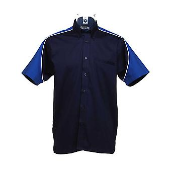 GameGear Formula Racing Mens Colours Sebring Short Sleeve Team Shirt