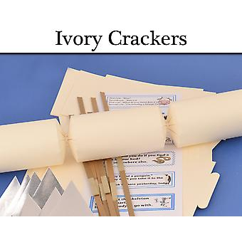 Ivory Make & Fill Your Own Cracker Making Craft Kits, Boards & Accessories