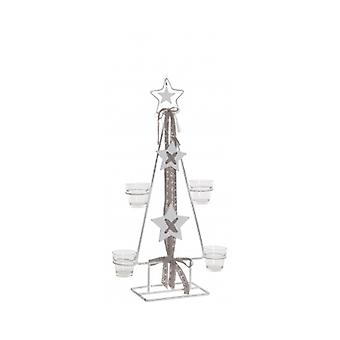 Tobs Christmas Tree Candle Holder