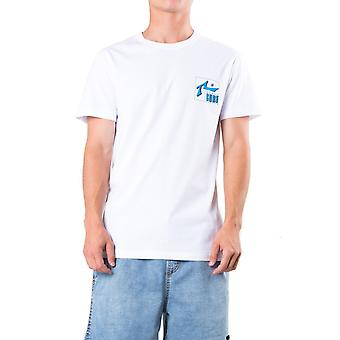 Rusty Del Mar Short Sleeve T-Shirt