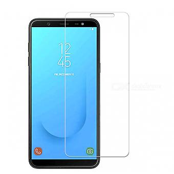 Samsung Galaxy J6 Tempered Glass Screen Protector Retail