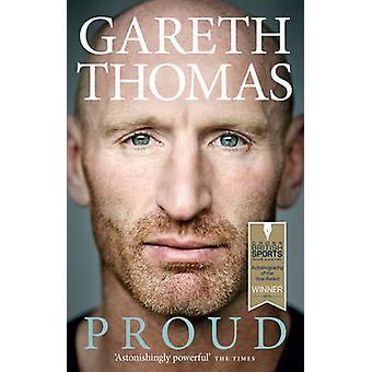Stolt - min selvbiografi av Gareth Thomas - 9780091958343 bok