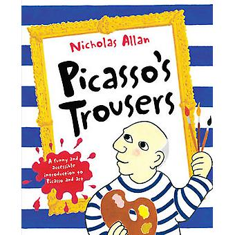 Picasson housut Nicholas Allan - 9780099495369 kirja