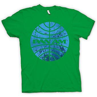 Womens T-shirt - PAN AM Airlines Logo - Cool