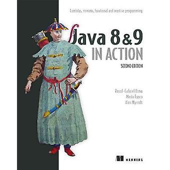Java 8 & 9 i aktion - andra upplagan av Java 8 & 9 i aktion