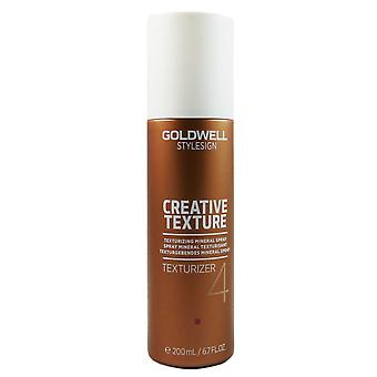 Textura creativa de GOLDWELL Stylesign Texturizador 200 ml spray de minerales