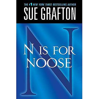 N Is for Noose (Kinsey Millhone Mysteries)