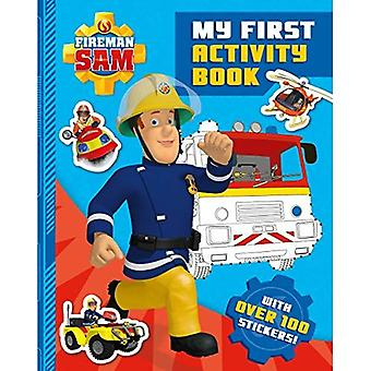 Fireman Sam: Mon premier livre d'activité