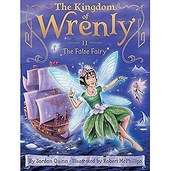 Den falska älvan (kungariket av Wrenly)