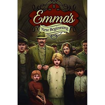 Emma's New Beginning (U.S. Immigration in the 1900s)