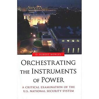 Iscensättandet av instrumenterar av driver: en kritisk granskning av det amerikanska nationella säkerhetssystemet