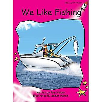 Vi gillar fiske