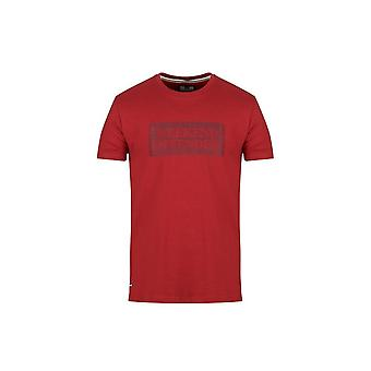 Weekend Offender Groves T-shirt In Rust