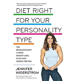Diet Right for Your Personality Type: The Revolutionary 4-Week Weight-Loss Plan That Works� for You