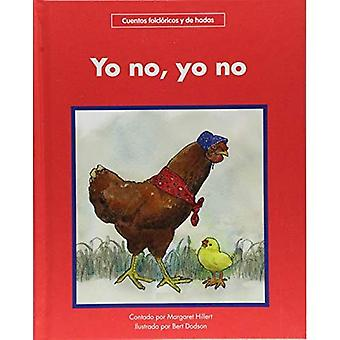 Yo No, Yo pas (début à lire, espagnol contes & Folklore)