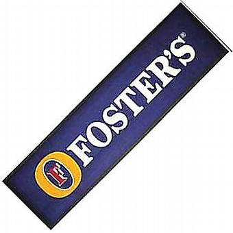 Fosters Lager (logotyp) wetstop löpare