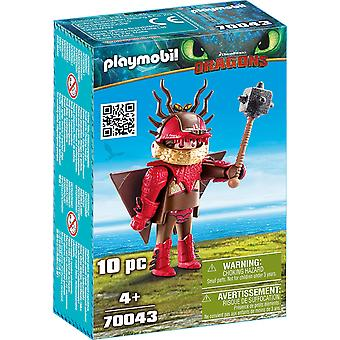 Playmobil 70043 Snotlout with Flight Suit