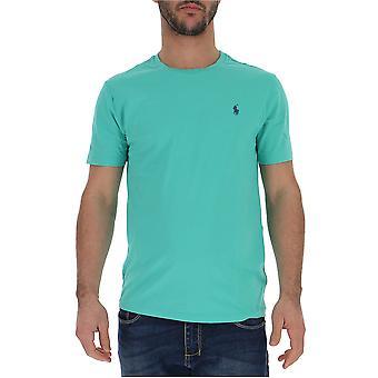 Ralph Lauren Green Cotton T-shirt