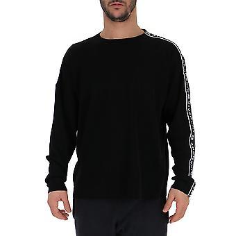 Suéter de lã preto de Givenchy