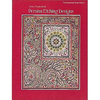 Persian Etching Designs