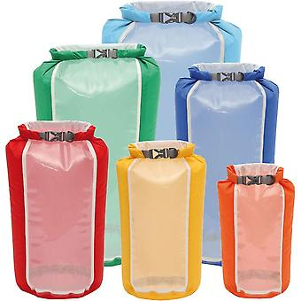 Recibimos doble Drybag claro vista medio