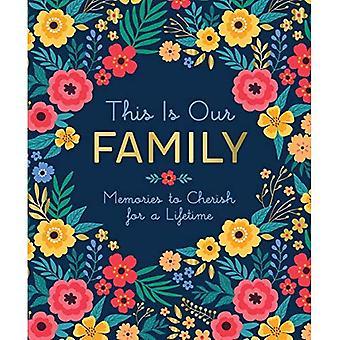 Tämä on meidän perhe: muistoja vaalia ja Lifetime