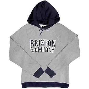 Brixton Bailey Pullover Hoodie gris