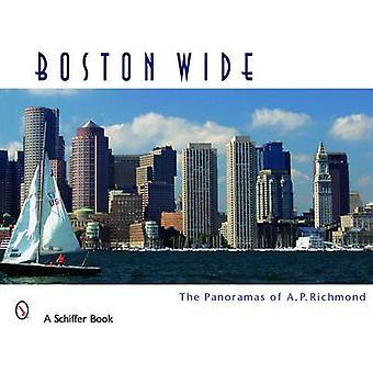Boston Wide by Arthur P. Richmond - 9780764332739 Book