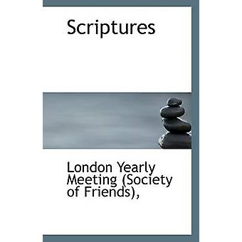 Scriptures by Lo Yearly Meeting (Society of Friends) - 9781113329172
