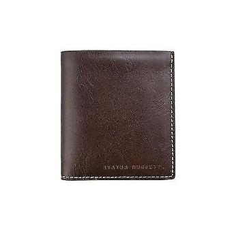 Status Anxiety Daniel Mens Leather Wallet