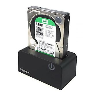 SD326 USB to SATA Hard Drive Docking Station for HDD SSD